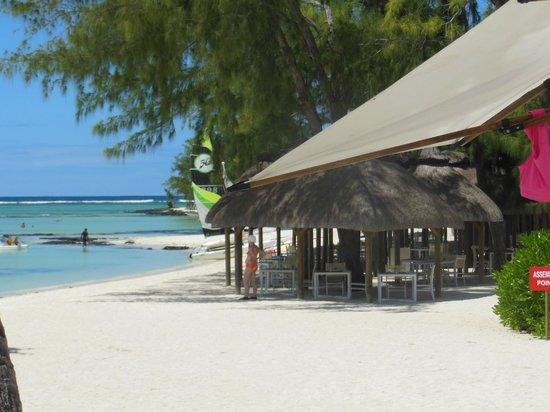 Ambre Resort & Spa: La plage