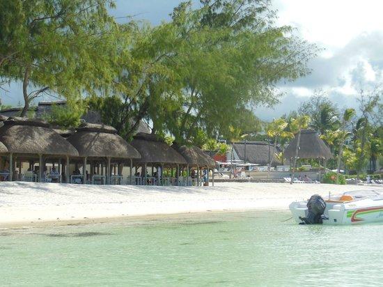 Ambre Resort & Spa: Restaurant La Plage