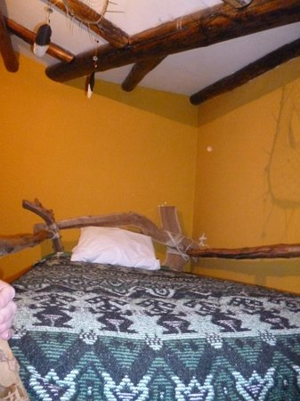 Casa de Wow!!!: Top bunk