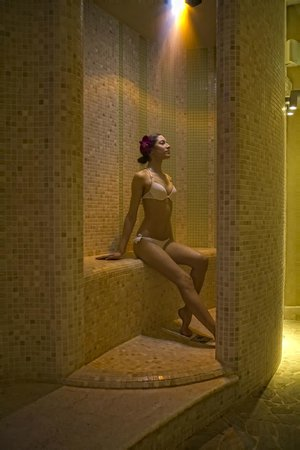 Golden Tower Hotel & Spa: SPA