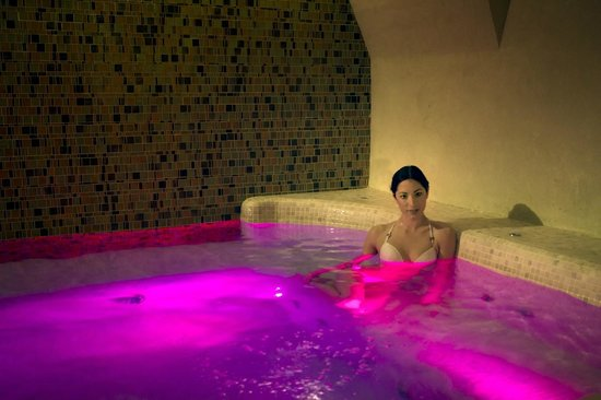 Golden Tower Hotel & Spa : SPA