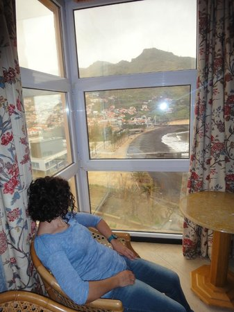Dom Pedro Madeira: Vistas desde la habitacion