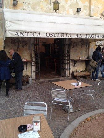 Osteria Al Fagiano