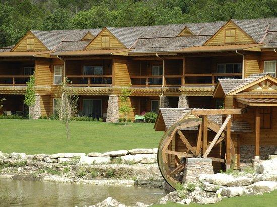 Lodges at Timber Ridge Branson: Lodges exterior