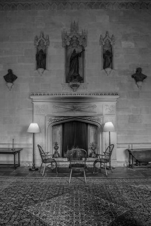 Lacock Abbey: Great Hall