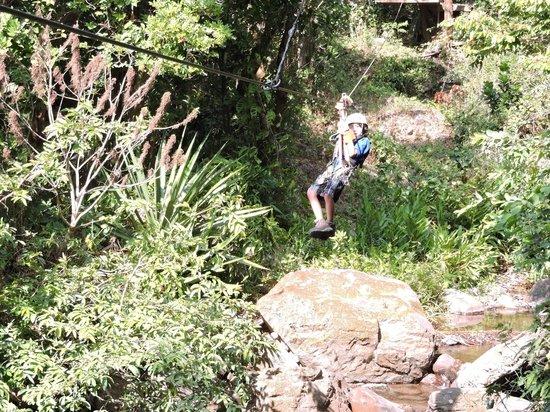 Adventure Park and Hotel Vista Golfo: loving it!