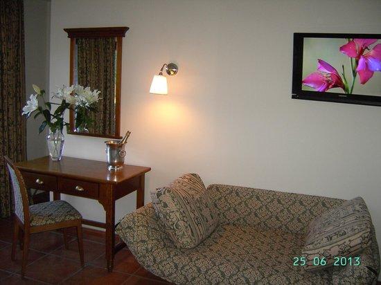 Xalet Verdu Hotel: Habitación
