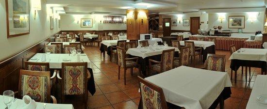 Xalet Verdu Hotel: Restaurante