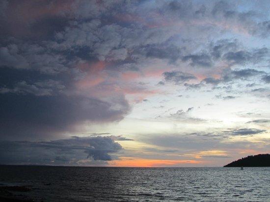 Corail Noir : I tramonti mozzafiato