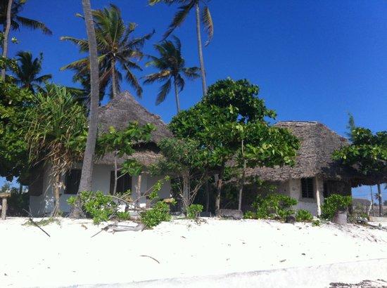 Muba guest house: Il paesaggio attorno alla Guest House