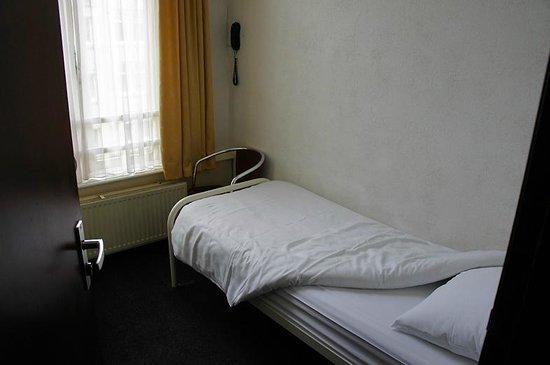 Hotel Aspen : одноместный номер
