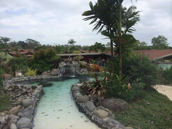 Arenal Springs Resort and Spa : Piscinas
