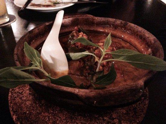 Sao Nam Vietnamese Cuisine : Chicken curry