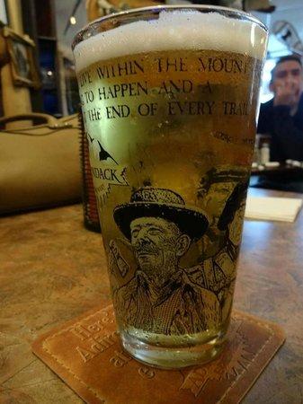 Adirondack Pub & Brewery: Nice And Cold