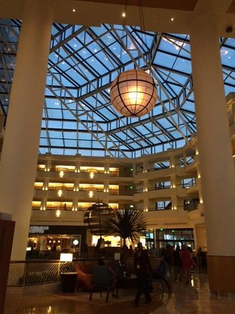 Orlando World Center Marriott: Lobby