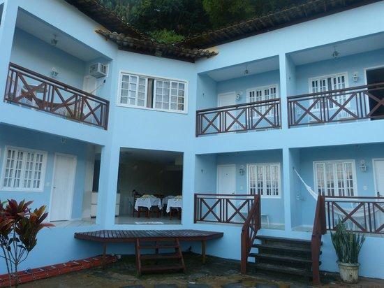Pousada Porto Girassol: Suites superiores