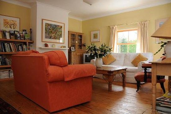 Quince Cottage: Guest sitting room
