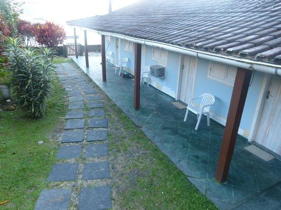 Pousada Porto Girassol: Suites Laterais terreo