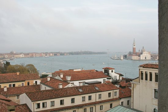 Bauer Il Palazzo: view from my room