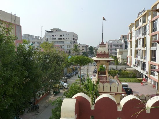 Umaid Bhawan Heritage House Hotel : View from rooftop