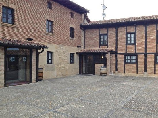 Hotel Palacio de Elorriaga: Entrance