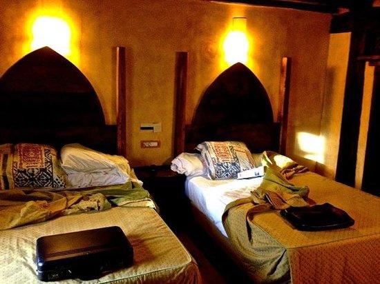 Hotel Palacio de Elorriaga: Bedroom