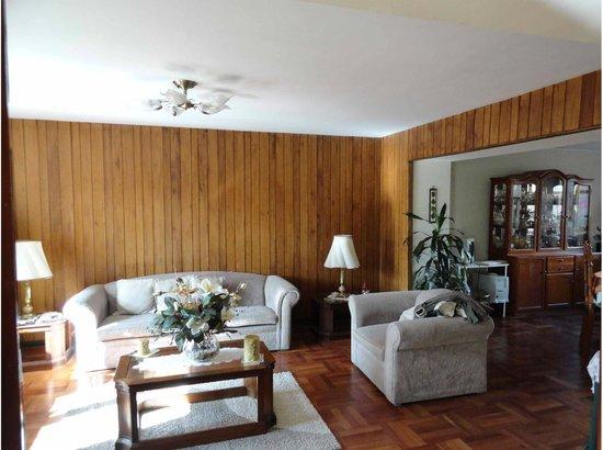 Sala de Casa Gaby