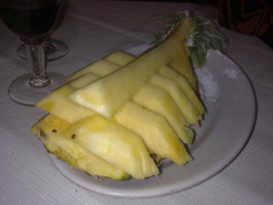 Agriturismo I Caprioli: ananas