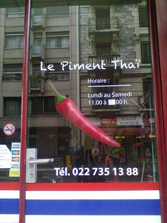 Le Piment Thai