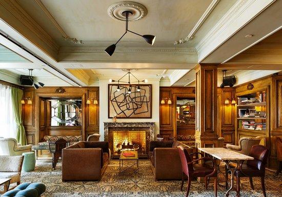 Photo of Hotel The Marlton Hotel at 5 W 8th St, New York City, NY 10011, United States