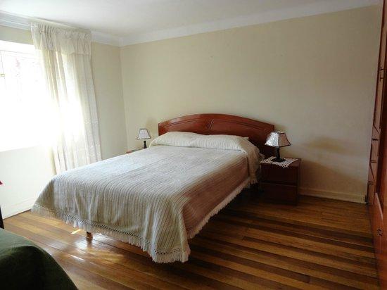 Casa Gaby: Suite principal