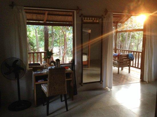 Mango Bay Resort: plantation bungalow