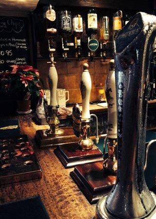 Goldsborough, UK: The Back Bar