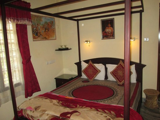Sajhome : homely b & b very well situated, with great breakfast and a very comfortable bedroom,  Opt for a