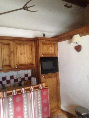 Pierre & Vacances Premium Residence La Ginabelle: Выключатель на стене