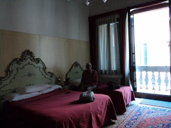Locanda Ca' San Marcuola : Our room.
