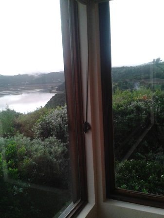 Elephant Hide of Knysna Guest Lodge: bedroom view