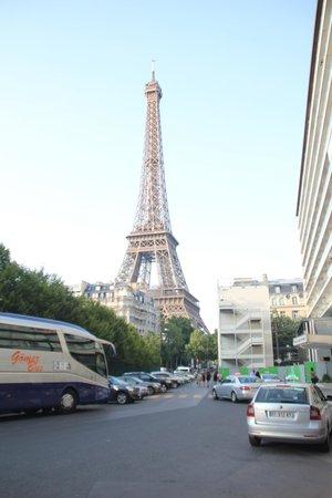 Mercure Paris Centre Eiffel Tower Hotel: Mercure Paris Centre Tour Eiffel