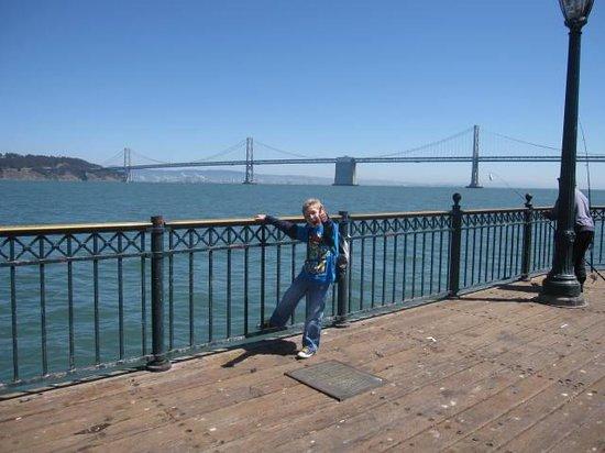 San Francisco Architecture Walking Tour : Bay Bridge