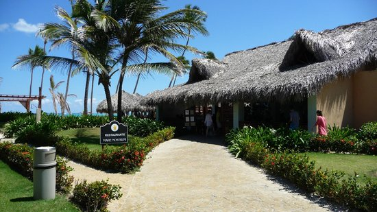 Punta Cana Princess All Suites Resort & Spa: Mare Nostrum Restaurant