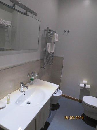 BandB Filiberto: Ванная комната