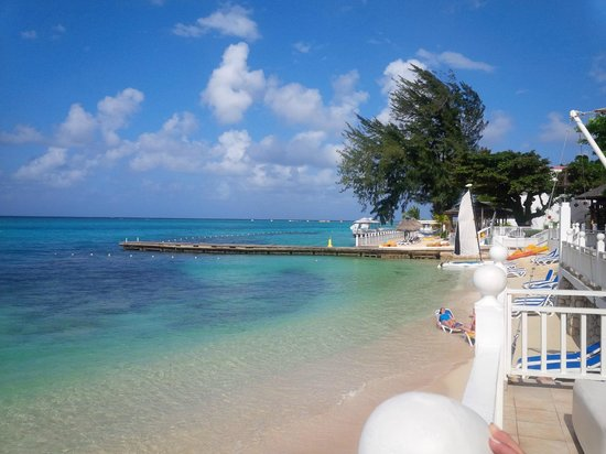 Royal Decameron Montego Beach : Beach area