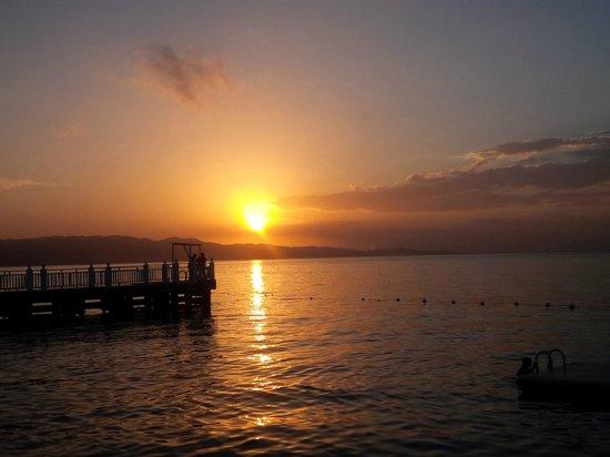 Royal Decameron Montego Beach : Beautiful sunset