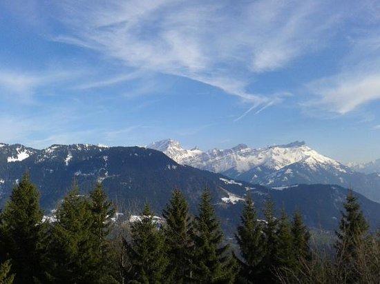 A La Tour Carree : one of the many views