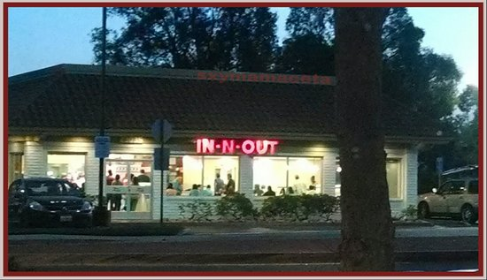 In-N-Out Burger: In n Out, Moreno Valley