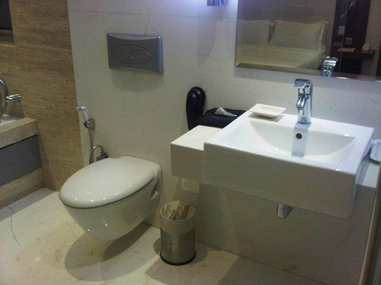 Residency Hotel Andheri : wc