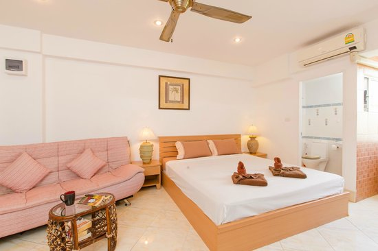Patong studio apartments updated 2017 apartment reviews for Patong apartments
