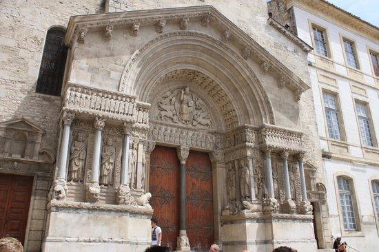 Place de la Republique: Площадь