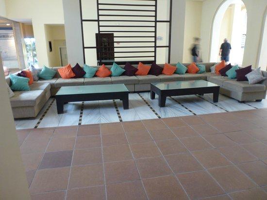 Marhaba Salem : Reception Lounge Area