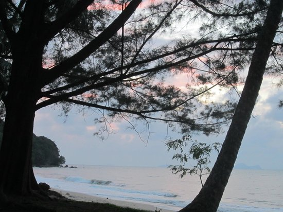 Damai Beach Resort: Damai Beach